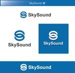 FISHERMANさんの製造業向けAIサービス「SkySound」ロゴへの提案