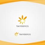 太陽熱温水器(水まわり設備)専門店 株式会社太陽BROSのロゴへの提案