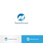 新会社「スマートリース」のロゴ制作への提案