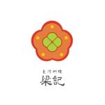 asobigocoro_designさんの臺灣料理「梁記」のロゴへの提案
