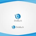 M&Aマッチング事業「株式会社DoM&A」のロゴへの提案