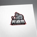 fujiseyooさんのメンズサロン・メンズファッションブランド『男道場』のロゴへの提案