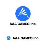 MacMagicianさんのオンラインゲーム会社「AAA GAMES Inc.」のロゴへの提案