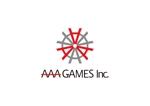 tora_09さんのオンラインゲーム会社「AAA GAMES Inc.」のロゴへの提案