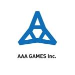TITICACACOさんのオンラインゲーム会社「AAA GAMES Inc.」のロゴへの提案