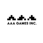 wawamaeさんのオンラインゲーム会社「AAA GAMES Inc.」のロゴへの提案