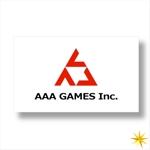 shyoさんのオンラインゲーム会社「AAA GAMES Inc.」のロゴへの提案