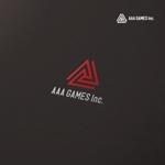 doremidesignさんのオンラインゲーム会社「AAA GAMES Inc.」のロゴへの提案