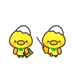 mu_chaさんのひよこのキャラクターデザインへの提案