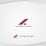 会社名「Leverage Innovation」のロゴへの提案