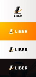 usui0122さんのLiBERグループロゴ制作のご依頼への提案