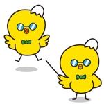 fumtoyさんのひよこのキャラクターデザインへの提案