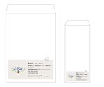 SOHO-AOIさんの保険代理店「アイ・リンク」の封筒デザインへの提案