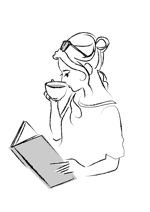 huutyannさんのスタイリッシュな女性の線画・ラインアートイラスト募集/新規オープンのマツエクサロンのロゴに使用への提案