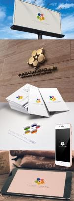 katsu31さんの技能実習生送出し事業 組合のロゴへの提案