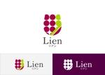 Suisuiさんのワインショップ「Lien~リアン」のロゴ作成への提案