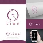 fortunaaberさんのワインショップ「Lien~リアン」のロゴ作成への提案
