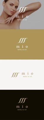 tanaka10さんの化粧品新ブランドロゴへの提案