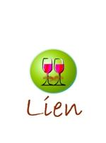 Bansanさんのワインショップ「Lien~リアン」のロゴ作成への提案
