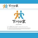 chopin1810lisztさんの市民グループ「下川口家」のシンボルマークへの提案