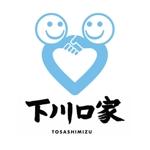 j-designさんの市民グループ「下川口家」のシンボルマークへの提案