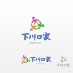 shojiroさんの市民グループ「下川口家」のシンボルマークへの提案