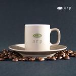 doremidesignさんのカフェのロゴへの提案