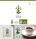 merody0603さんのカフェのロゴへの提案