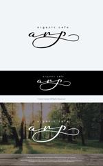 take5-designさんのカフェのロゴへの提案