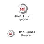 hokusai0214さんの民泊屋号「TOMALOUNGE」のロゴデザインへの提案