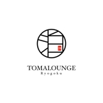 asobigocoro_designさんの民泊屋号「TOMALOUNGE」のロゴデザインへの提案