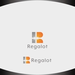 Nakamura__さんのエンターテインメント会社 「Regalot」のロゴへの提案