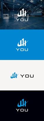 tanaka10さんのホームページで使用する「YOU設計株式会社」ロゴへの提案