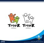 cpo_mnさんの市民グループ「下川口家」のシンボルマークへの提案