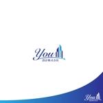 red3841さんのホームページで使用する「YOU設計株式会社」ロゴへの提案