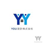 Gumiri_333さんのホームページで使用する「YOU設計株式会社」ロゴへの提案