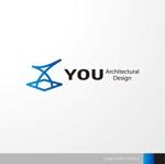 sa_akutsuさんのホームページで使用する「YOU設計株式会社」ロゴへの提案