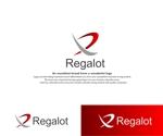hope2017さんのエンターテインメント会社 「Regalot」のロゴへの提案