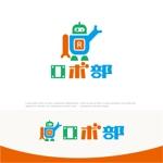 drkigawaさんのロボットプログラミング教室のロボコンコース「ロボ部」のロゴへの提案