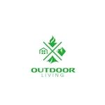 Sorakichiさんのアウトドア施設の運営会社「株式会社OUTDOOR LIVING」のロゴへの提案