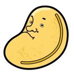 inoue_mistueさんの【遊び心求む】「豆」のキャラクターデザイン(シンプル・シュール・ブサイク)『サンプルあり』への提案