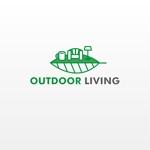 shojiroさんのアウトドア施設の運営会社「株式会社OUTDOOR LIVING」のロゴへの提案