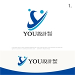 drkigawaさんのホームページで使用する「YOU設計株式会社」ロゴへの提案