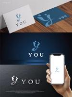maharo77さんのホームページで使用する「YOU設計株式会社」ロゴへの提案