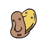 mstydさんの【遊び心求む】「豆」のキャラクターデザイン(シンプル・シュール・ブサイク)『サンプルあり』への提案