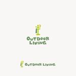 edesign213さんのアウトドア施設の運営会社「株式会社OUTDOOR LIVING」のロゴへの提案