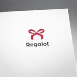 fujiseyooさんのエンターテインメント会社 「Regalot」のロゴへの提案