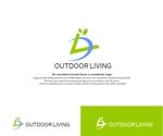 hope2017さんのアウトドア施設の運営会社「株式会社OUTDOOR LIVING」のロゴへの提案