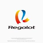 m_mhljmさんのエンターテインメント会社 「Regalot」のロゴへの提案