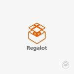 skyktmさんのエンターテインメント会社 「Regalot」のロゴへの提案